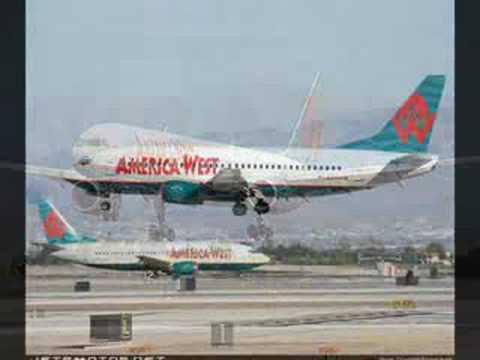 Tribute To America West Airlines