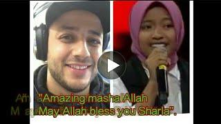 Download Lagu Suara merdu sharla membuat kagum Maher Zein. Gratis STAFABAND