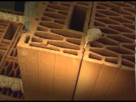 Jak budować z Porotherm Dryfix?