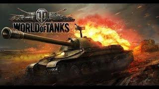 Самый обычный стрим по World of Tanks