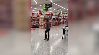 10-year-old autistic boy stuns shoppers with his singing voice