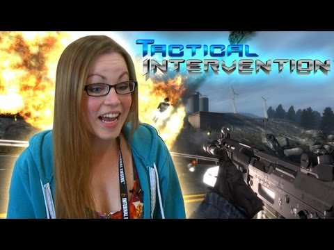 Counter-Strike Creator Minh Le s MMOFPS: Tactical Intervention! Interview and Gameplay from GDC 2012