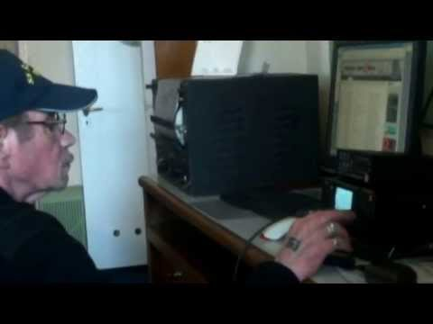 PI4HAL amateur radio station aan boord van de SS Rotterdam