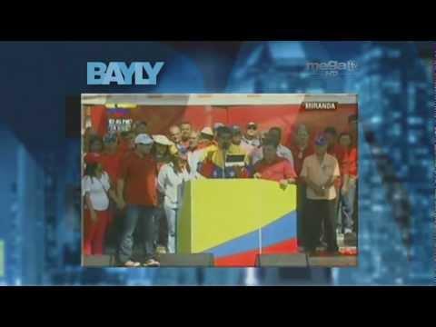 Jaime Bayly Maduro y El baile del toripollo 3 26 13