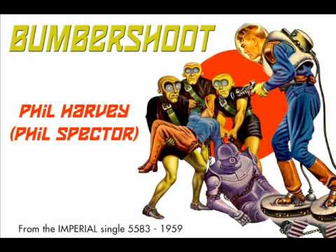 "Phil Harvey (Phil Spector) ""Bumbershoot"""