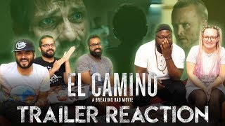 El Camino - Trailer - Group Reaction