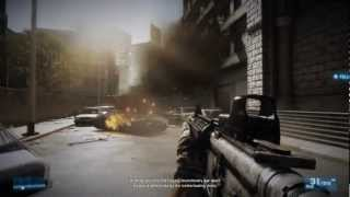 Battlefield 3 on GTX 570M - HD
