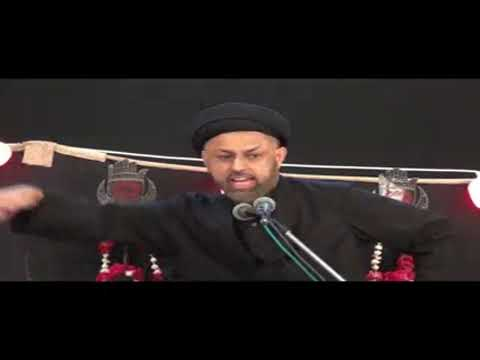 Abu Talib Tabatabai, Allama -  01 Muharram 1440 -  12 Sept. 2018 - Karachi, Pakistan