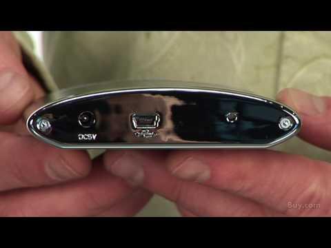 """Iomega eGo USB 2.0 2.5"""" Portable Hard Drive"""
