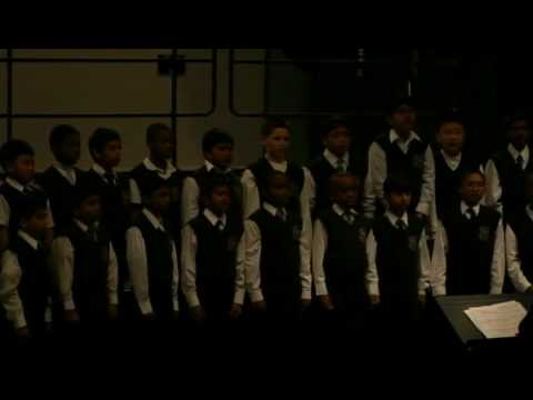 Emily Carr Boys Choir Kiwanis Music Festival 2010