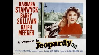 Jeopardy (1953) - Official Trailer