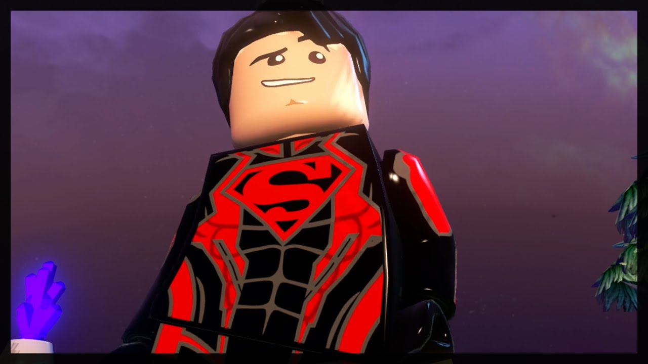 Lego Batman 3 Beyond Gotham Superboy Lego Batman 3 Superboy Free