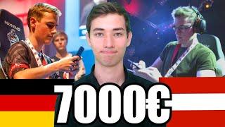 🏆7000€ PREISGELD!   Unglaubliches Finale der besten deutschen Spieler   Clash Royale deutsch
