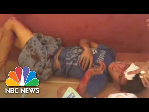 Israeli Airstrike Kills 4 Palestinian Boys Playing Soccer | NBC News