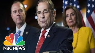 Democratic Leaders Announce Articles Of Impeachment Against Trump | NBC News (Live Stream Recording)