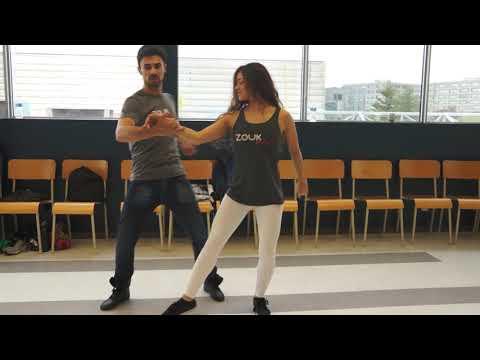 CZC18 Christina & Igor workshop demo2 ~ Zouk Soul