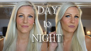 DAY To NIGHT MAKE-UP LOOK I Only NYX I NEUHEITEN