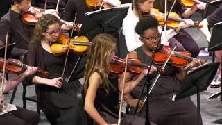 All County Junior Orchestra 2018