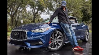 INFINITI Q60: The baddest luxury sports coupe on the scene? AutoFOCUS TEST DRIVE
