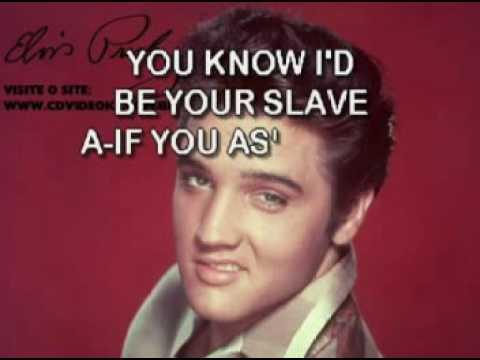 Elvis Presley   Treat Me Nice