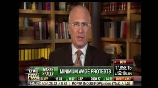 CKE Restaurants CEO Explains How Higher Minimum Wage Will Eliminate Jobs