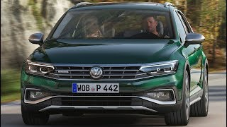 2020 Volkswagen Passat facelift  – Design, Interior and Drive