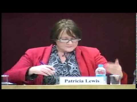 Dr Patricia Lewis - Nuclear Risks and Threats: Addressing Today's Risks of Proliferation