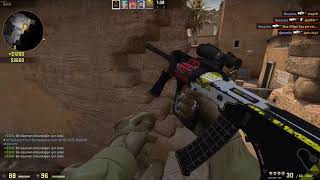 Counter Strike  Global Offensive 5 Kills
