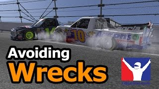iRacing | Avoiding Wrecks in Talladega | Trucks Fixed