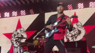 Prophets of Rage  Bulls on parade Jimmy Kimmel live