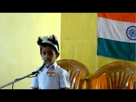 Malayalam Patriotic song-Yuvika.+SNPS Kollengode-Independence...