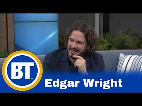 """""""Baby Driver"""" Director Edgar Wright Talks About The Film's Soundtrack"""