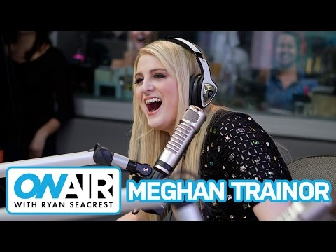 Meghan Trainor Plays 'All About That Vase' | On Air with Ryan Seacrest