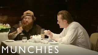 Video Action Bronson's Raps Pair Well