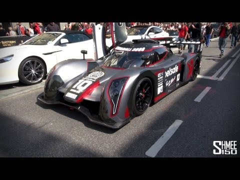 Gumball 3000 2013: Rebellion R2K from Jon Olsson, Team Betsafe