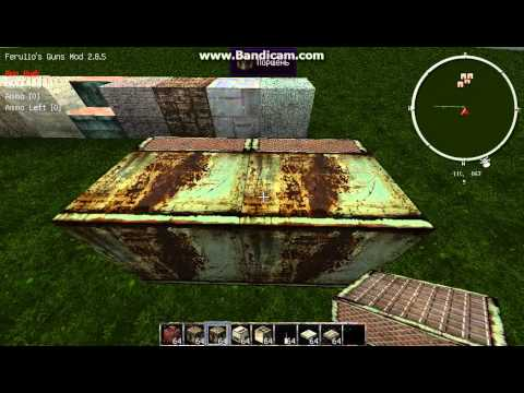 Текстур-пак S.T.A.L.K.E.R 256x для minecraft 1.4.6