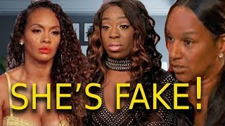Basketball Wives OG & Jackie Christie call out Evelyn Lozada after Malaysia fight!