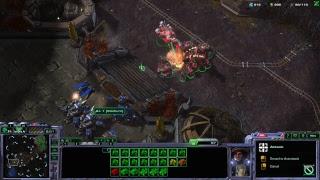 Starcraft 2 - Newbieying