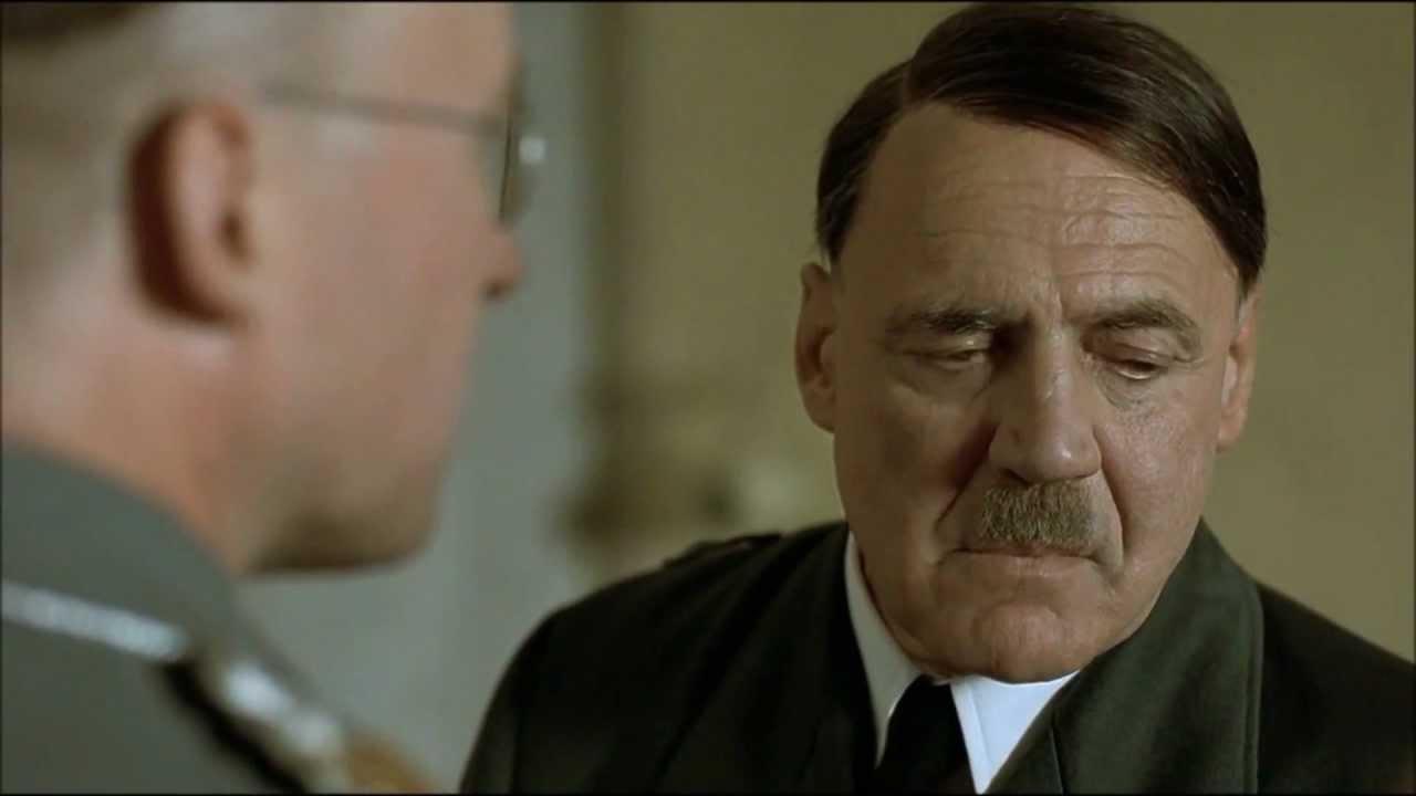 Hitler wants Himmler to shut up