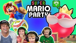 Super Mario Party with the HobbyFamily Part 2