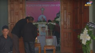 ||LIVE VIETNAM|| Family of lorry victim organizing funeral as body arrives