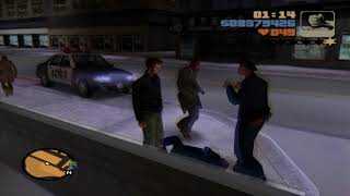 Grand Theft Auto 3 (PS4) - Fun at the P Station