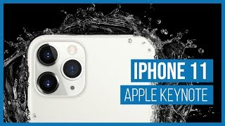 Das NEUE iPhone 11 ab 589 Euro?? So war die Apple Keynote 2019