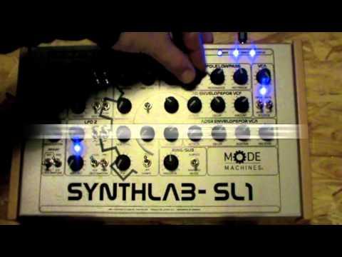 MODE MACHINES SYNTHLAB - SL1