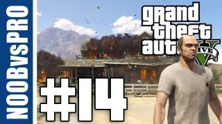 Grand Theft Auto 5 Part 14 Walkthrough Gameplay GTA 5 Lets Play [HD] - BLOWING UP A HOUSE!