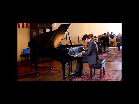Johannes Brahms - 4 Klavierstücke, Op.119 (Robert McDonald)