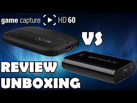 Elgato Game Capture HD60 Review vs Elgato Game Capture HD Original Comparison