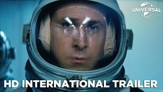 First Man - Trailer 2 (Universal Pictures) HD
