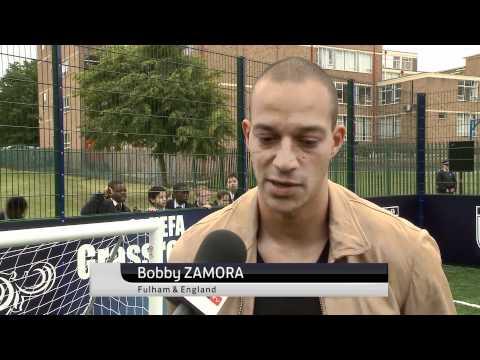 UEFA Legacy with Bobby Zamora