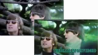 Watch Beatles Rain video